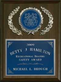 Betty Hamilton RBS Award