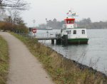 There were many of these foot ferries in Keil