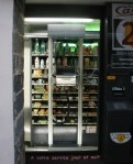 Automatic Robotic Grocery Store • A pick and place robot gets your order.