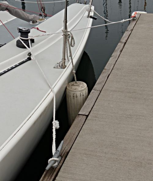 Tips on Tying Your Boat to the Dock | Boating Safety Tips, Tricks ...