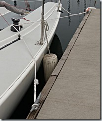 Tips on Tying Your Boat to the Dock (1/6)