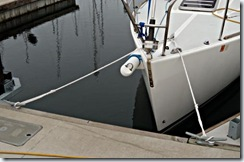 Tips on Tying Your Boat to the Dock (2/6)