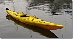 Lost Kayak