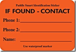 Paddle Smart Sticker