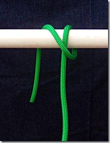 Spar Hitch - Fender Knot (2/6)