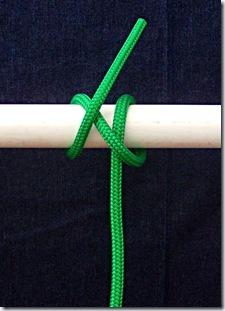 Spar Hitch - Fender Knot (3/6)
