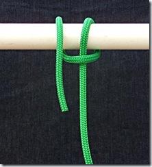 Lee's Fender Knot (3/6)