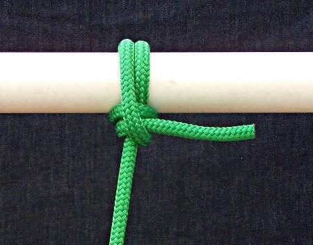 Lee's Fender Knot (1/6)