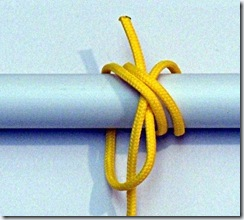 Double Constrictor Knot (6/6)