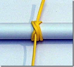 Double Constrictor Knot (1/6)