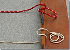 How to Tie Your Boat to a Bull Rail – Step 1