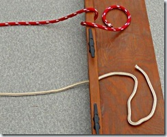 How to Tie Your Boat to a Bull Rail – Step 3