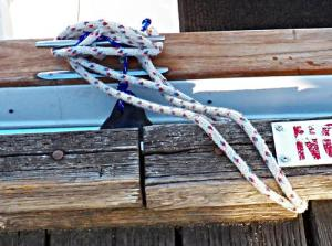 How-to-Tie-Your Boat-to-a-Bull-Rail–Part-2