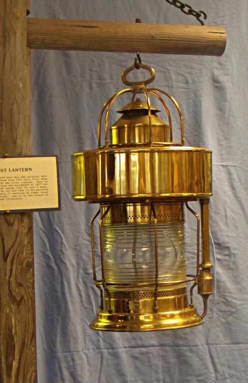 Alki Point Light - US Coast Guard Museum - Seattle