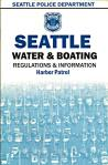 Seattle Water,  Boating Regulations & Information