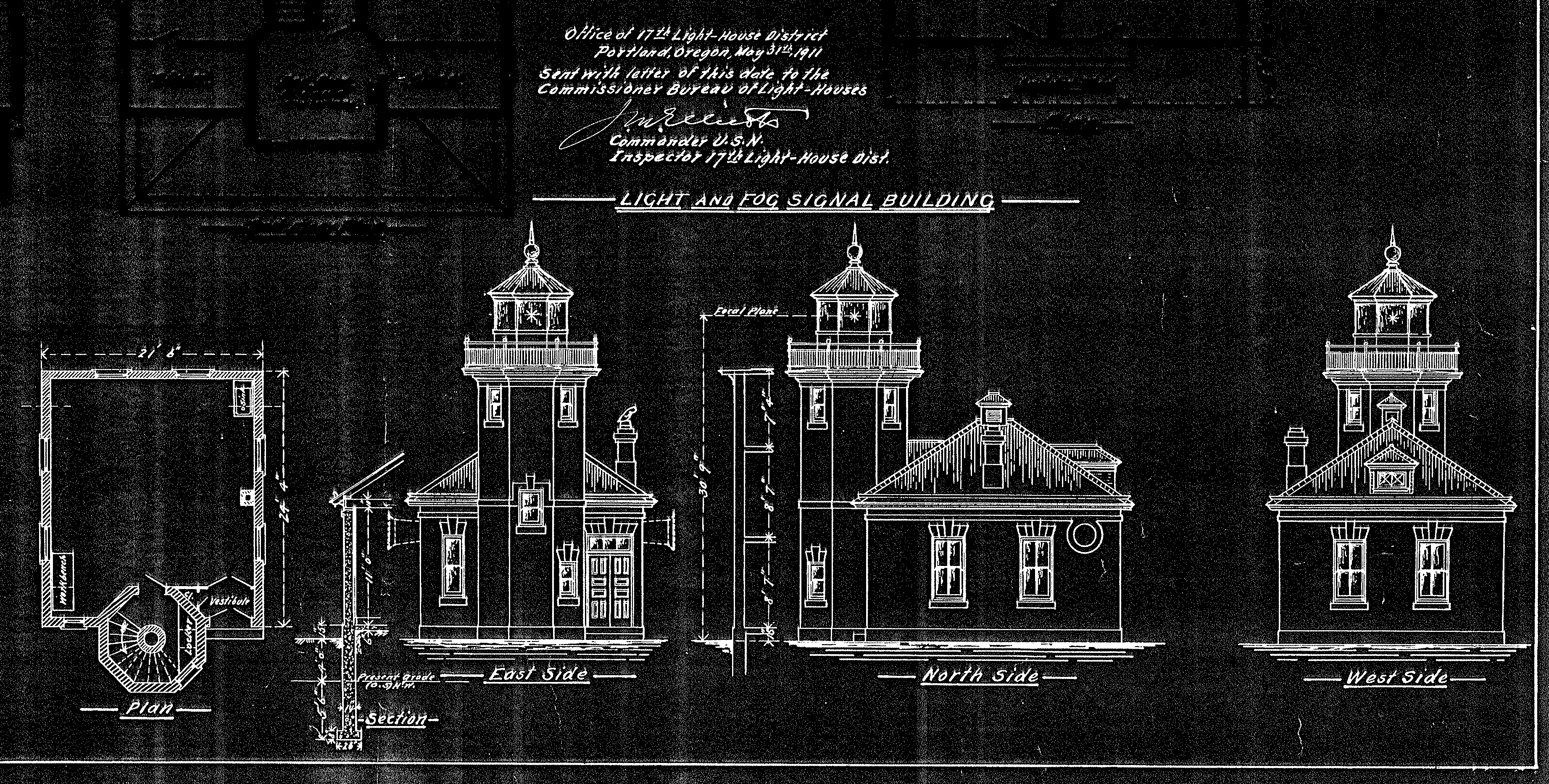 lighthouse building plans