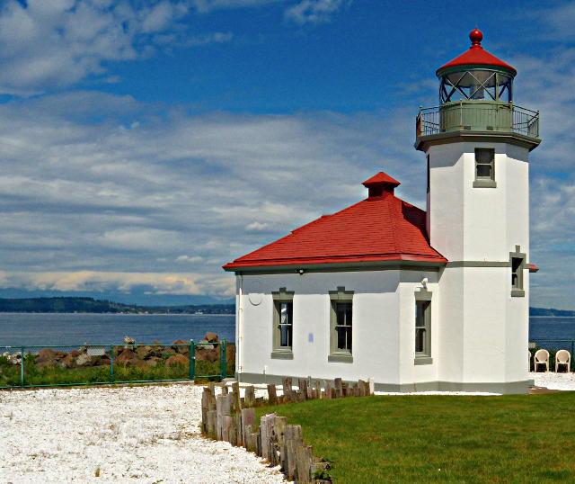 Westlight House: Alki Point Lighthouse History & Tours