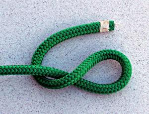 Figure Eight Stopper Knot - Part 1
