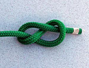 Figure Eight Stopper Knot - Part 2