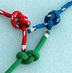 Three stopper knots for your boat
