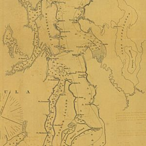 Seattle Harbor 1878