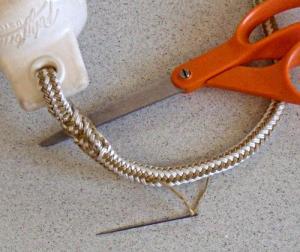 fender whip - brummel splice