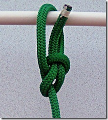 Spilled-Hitch-Bowline