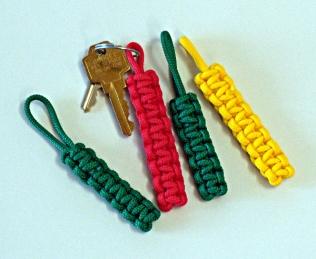 pelian hook lanyard - key fob - shackel lanyard