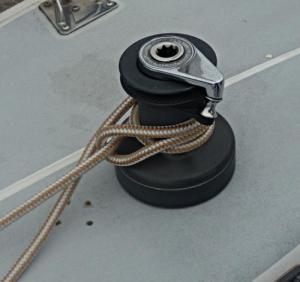 Towboat Hitch / Capstan Hitch – Step 3 -  / Lighterman's Hitch / Backhanded Mooring Hitch