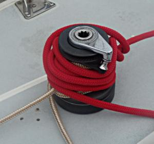 Towboat Hitch / Capstan Hitch -  / Lighterman's Hitch / Backhanded Mooring Hitch