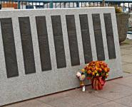 Lets not forget the over 675 names of those that lost their lives while commercial fishing.