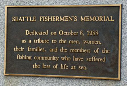 Seattle Fisherman's Memorial