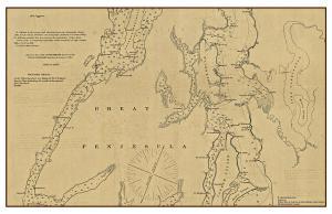 Diy Historical Noaa Charts Amp Maps Place Mats Boating