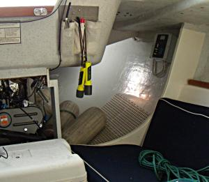 boat marine, electrical enclosure, panel
