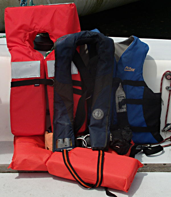 Picking the right Life Jacket